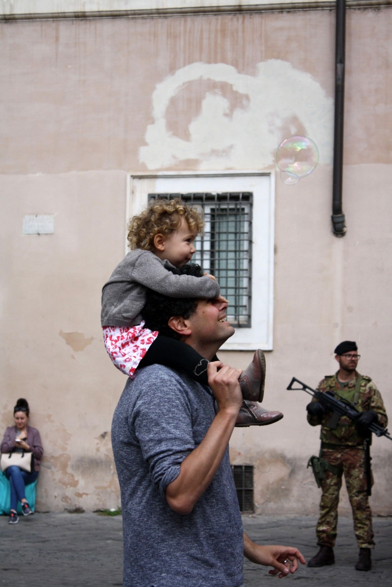 promener a trastevere rome